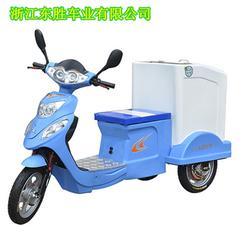 电动保洁车制造商、东胜车业、电动保洁车图片