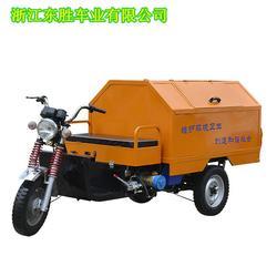 电动挂桶车、电动挂桶车、东胜车业种类多(查看)图片