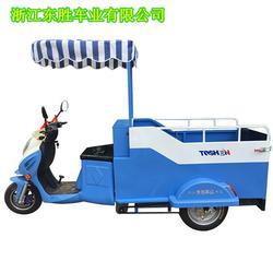 电动三轮保洁车|宁波三轮保洁车|东胜车业值得信赖图片