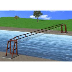 水面吊橋項目預算圖片