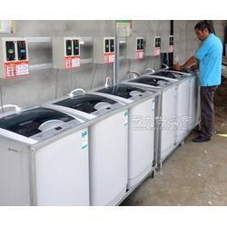 海丫蓝光杀菌全自动自助投币洗衣机 投币刷卡无线支付商用洗衣机XQB60-19T图片