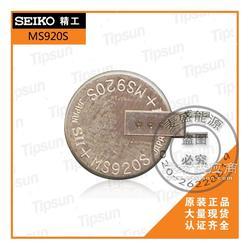 日本 MS920SE 纽扣电池图片