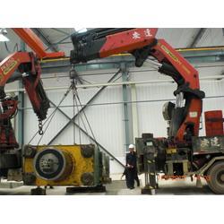 大型设备搬运|晟安达吊装搬运部|青山设备搬运图片