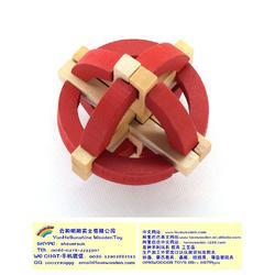 孔明锁生产厂家-杭州孔明锁-明阳实业厂家直销图片
