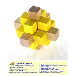 孔明锁玩具品牌-明阳实业(玩具)云和孔明锁玩具图片