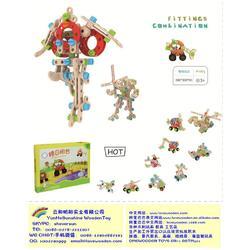 明陽實業(廠家直銷) 拼裝玩具定制-云和拼裝玩具圖片