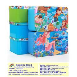 明阳实业 儿童拼图玩具生产厂家-云和儿童拼图玩具图片
