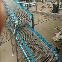 转弯烘干网带输送机-邢台烘干网带输送机-德州悦达链网厂家图片