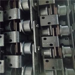 非标碳钢弯板链条-碳钢链条-德州悦达链网厂家(查看)图片