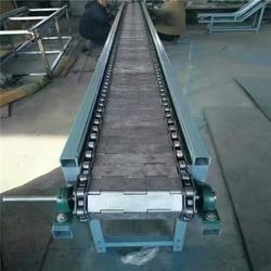哈尔滨链板输送机-悦达链网-小型扣板链板输送机图片