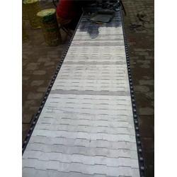 传动不锈钢输送链板_首选悦达链网_金华不锈钢输送链板图片