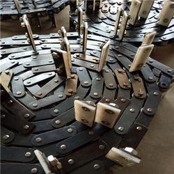 异形弯板碳钢链条-揭阳碳钢链条-悦达链网首选厂家图片