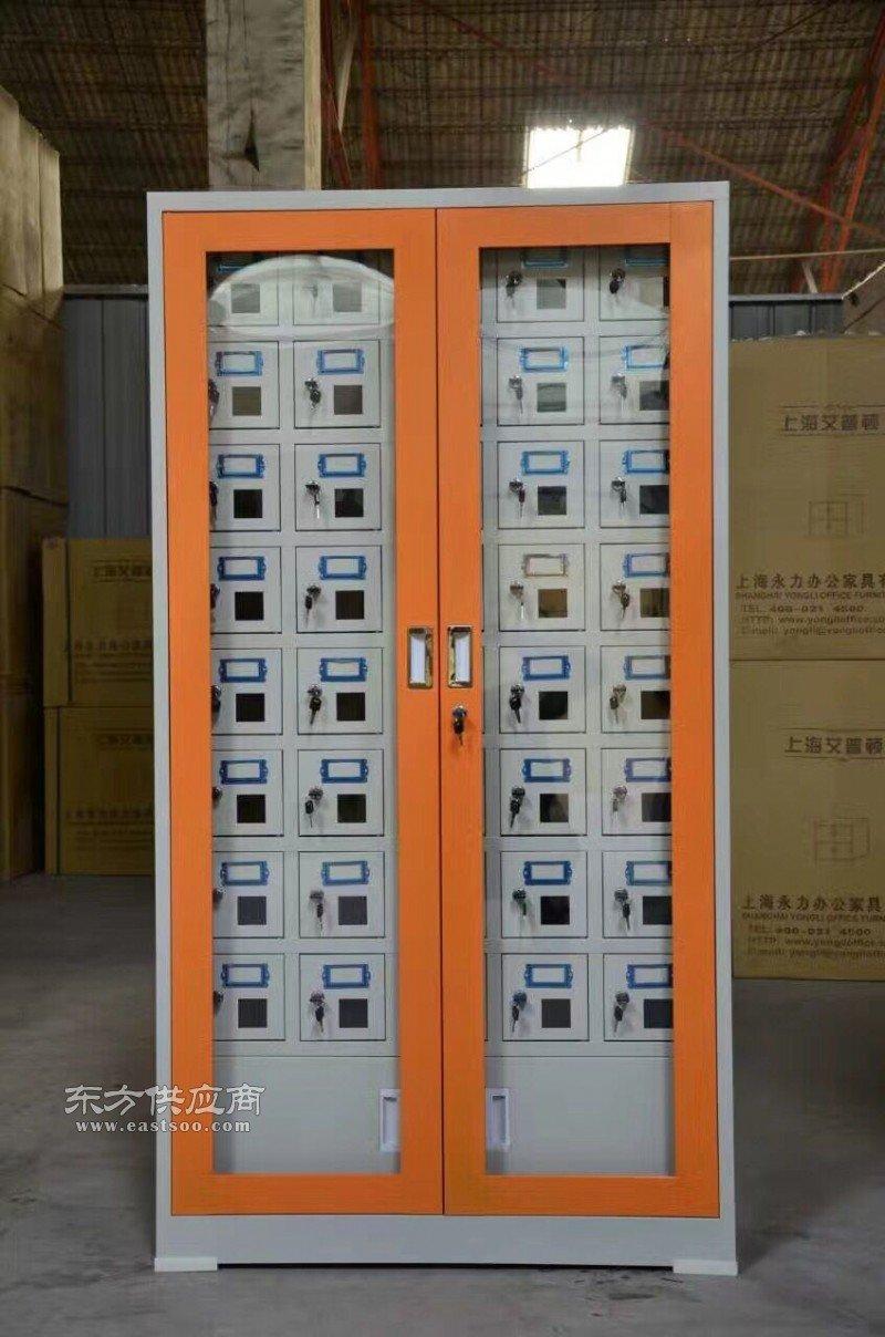 十二门条码存包柜 储物柜厂家图片