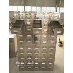 不锈钢中药柜 中药柜台 中药柜厂家图片