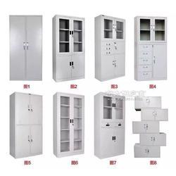 钢制文件柜-双节文件柜图片