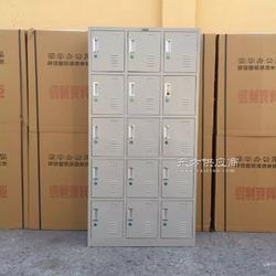 厂家直销 可定制 二门更衣柜 钢制更衣柜图片
