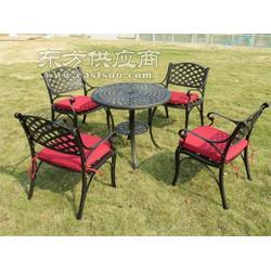 浏阳市铸铝桌椅户外图片