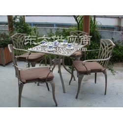 云溪区铸铝桌椅报价图片