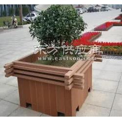 塑木材料厂家图片