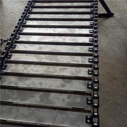 天津不锈钢链板|悦达链网直销|提升不锈钢链板图片