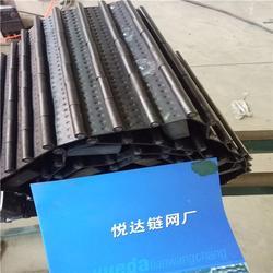 重型输送不锈钢链板|不锈钢链板|悦达链网厂家直销(图)图片