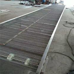 碳钢网带链输送机、十堰网带链输送机、悦达链网自产自销(多图)图片
