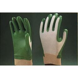 劳保手套、三川塑料、劳保手套耐磨 浸胶 棉图片