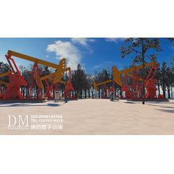 合肥3d机械动画、迪迈网络、3d机械动画建模图片