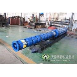 1140v电压大功率卧式潜水泵_QKS型矿井_矿坑排水排沙潜水电泵图片