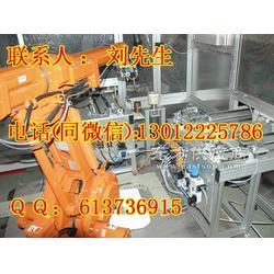 工业机器人底座维修厂家,纵缝焊接机器人设备图片