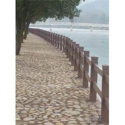 嘉善仿木栏杆_欧庭建筑——诚信经营_水泥仿木栏杆图片