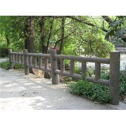 武义仿木栏杆,欧庭建筑——诚信经营,仿木栏杆厂家图片