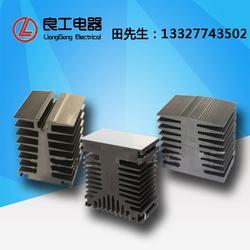 铝型材电子散热器,铝型材电子散热器,镇江良工电器图片