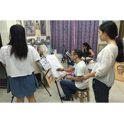 高考美术培训、鲁轩美术(在线咨询)、合川美术培训图片
