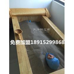 沙疗加盟馆店面选址很重 沙疗床厂家介绍图片
