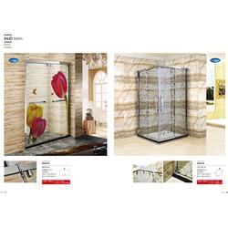 防爆玻璃淋浴房厂家|博意卫浴(在线咨询)|惠州防爆玻璃淋浴房图片