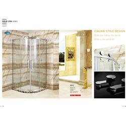 博意卫浴淋浴房厂家(图)、淋浴房石基、淋浴房图片