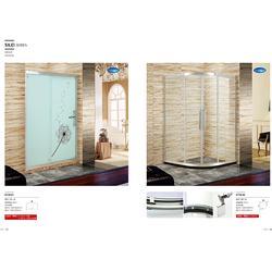 三水简易淋浴房隔断|博意卫浴(在线咨询)图片