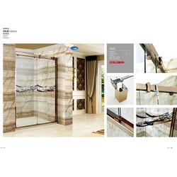 淋浴房|甘肃淋浴房|博意卫浴淋浴房厂家(查看)图片