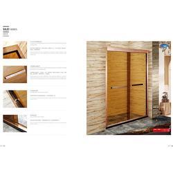 深圳浴室玻璃门,博意卫浴公司(图)图片