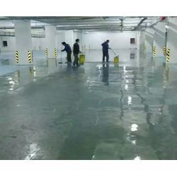 球场地坪漆供应商-安徽增品(在线咨询)合肥地坪漆图片