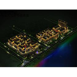 道路城市亮化工程led图片