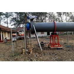 煤泥烘干机发货现场|金茂机械(在线咨询)|陕西煤泥烘干机图片