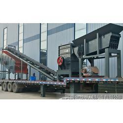移動破碎-移動破碎制砂機-金茂機械制砂設備(優質商家)圖片