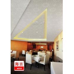 供应新型内墙装饰专用海基布工程壁布刷漆壁布图片