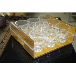 安阳ktv亚克力酒杯架|ktv亚克力酒杯架供应商|霖森洗碗机图片