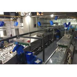 全自动洗碗机厂家、霖森洗碗机、广州大型全自动洗碗机厂家图片