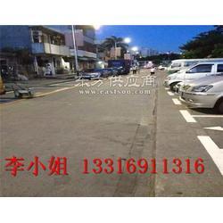停车场划线标准-小区车位划线标准图片