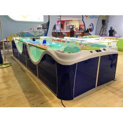 儿童泳池供应商-七台河儿童泳池-富加能机电图片