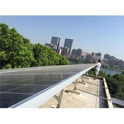 温泉区太阳能发电、优质太阳能发电机组、晶波新能源(优质商家)图片